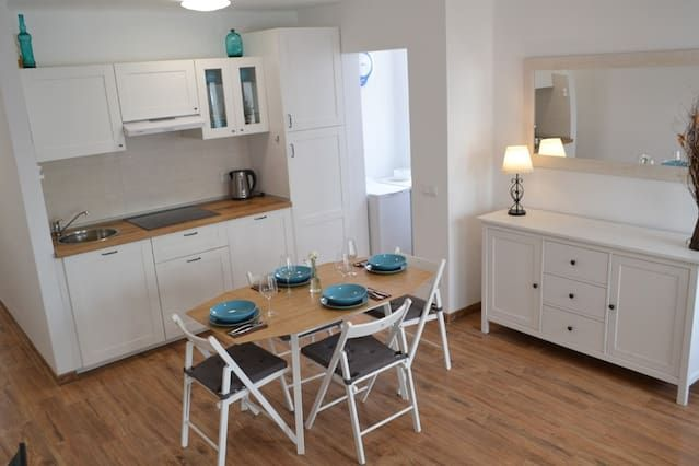 Ferienunterkunft für 5 Personen mit 2 Zimmern