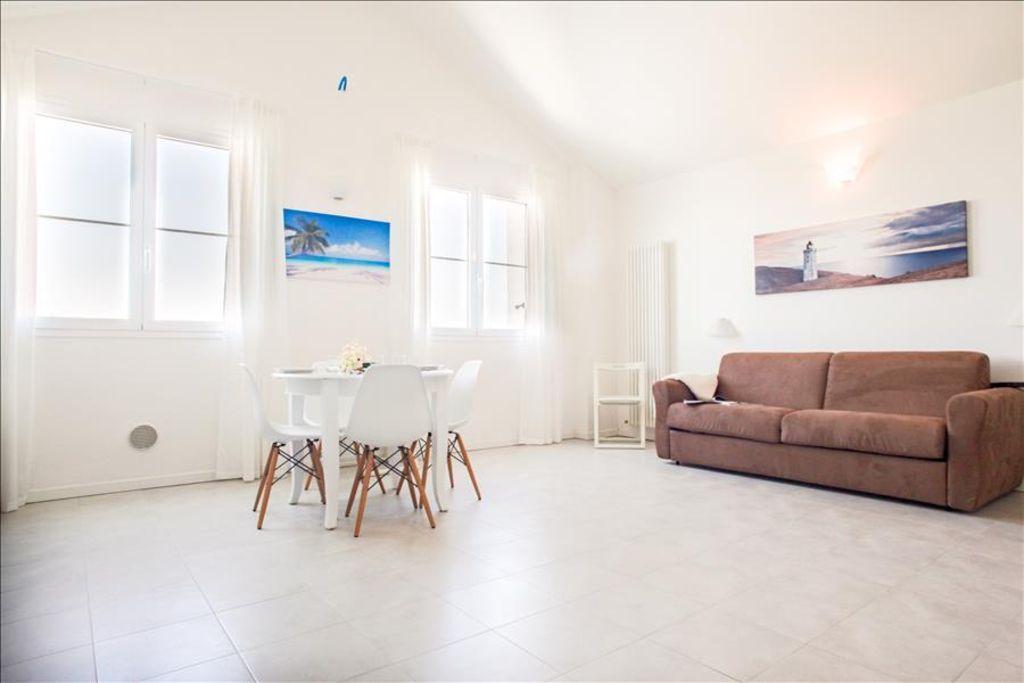 Appartamento con giardino di 42 m²