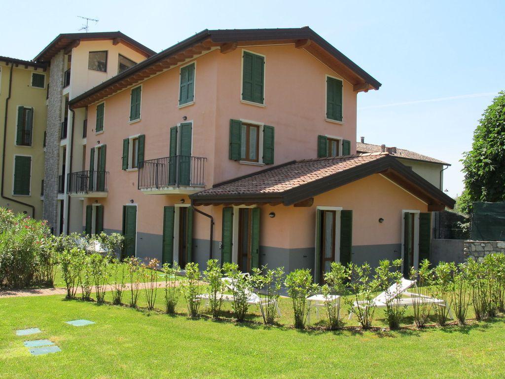 Alojamiento para 6 huéspedes con parking incluído