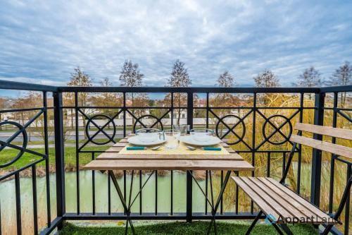 Piso en Bailly-romainvilliers con balcón