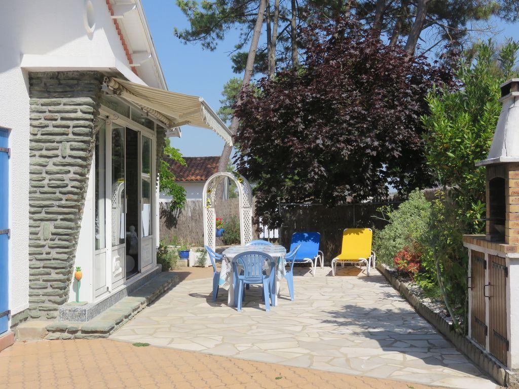 Residencia de 90 m² en Vendée