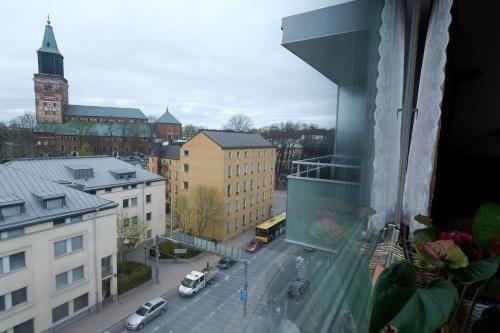 Appartement de 1 chambre à Turku