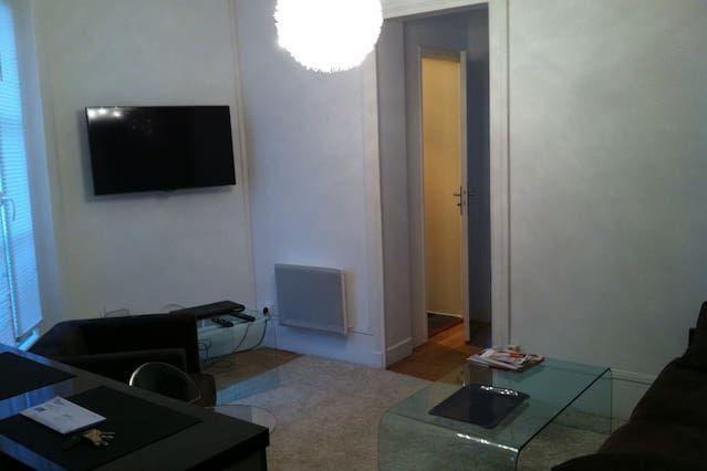 Cosy 2 rooms flat