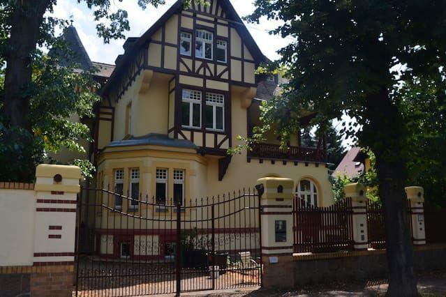 Ausgestattete Ferienwohnung in Borsdorf