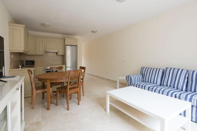 Apartment with 1 room in El palm mar