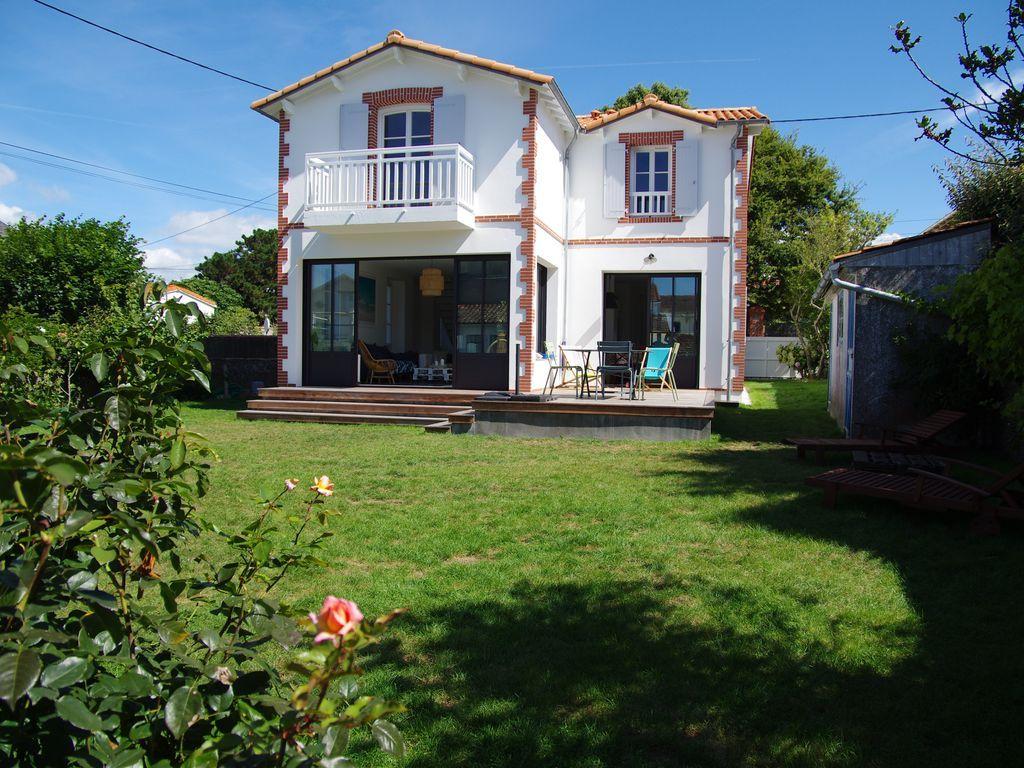 Casa en Préfailles de 3 habitaciones
