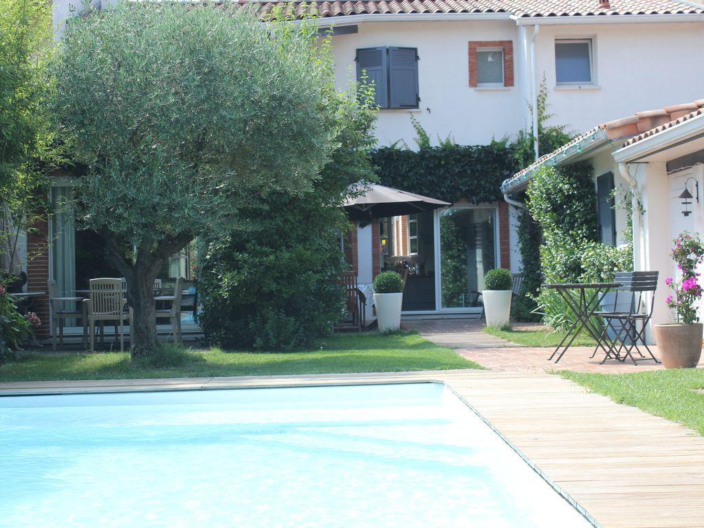 Residencia de 4 habitaciones en Toulouse