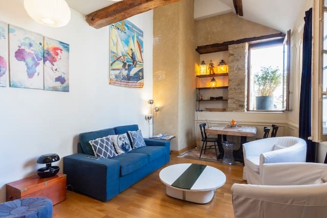 Alojamiento interesante para 5 huéspedes