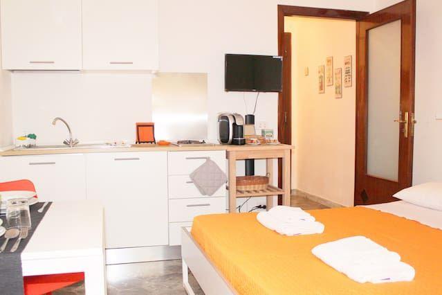 Logement à 1 chambre à Bari