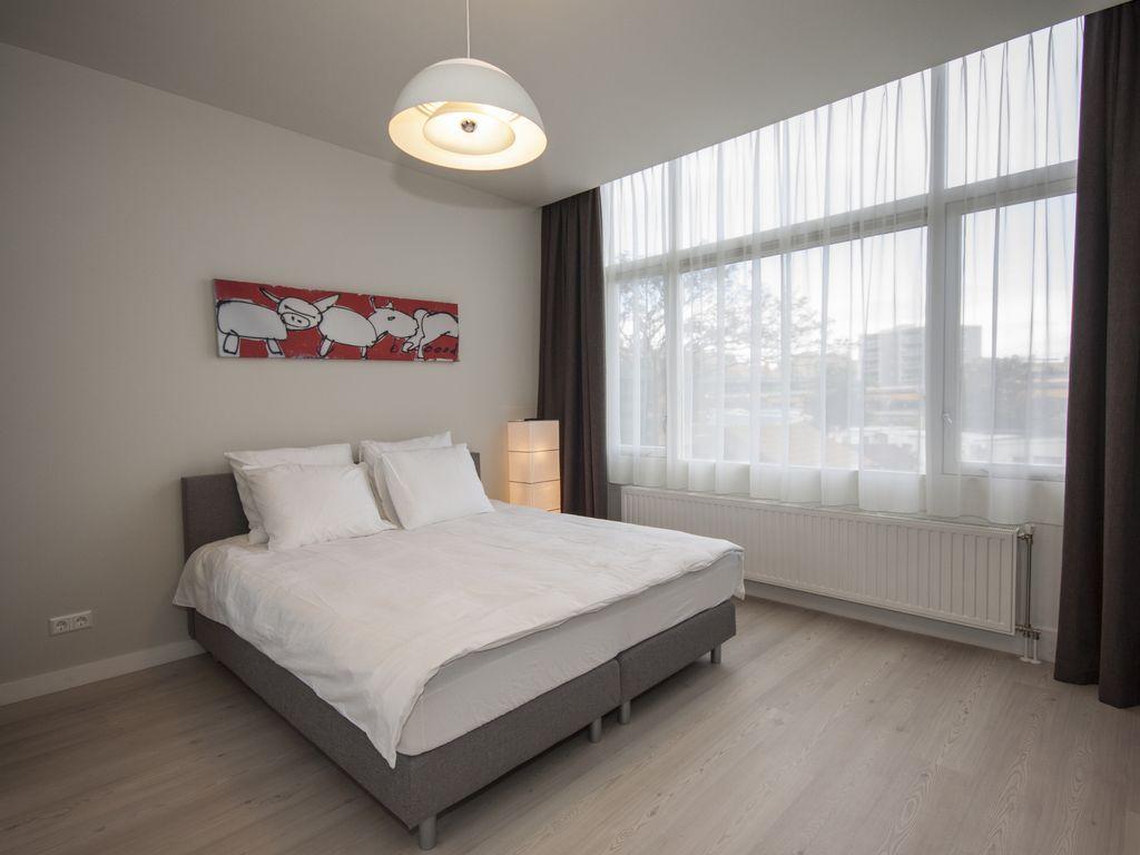Appartamento con giardino di 1 stanza