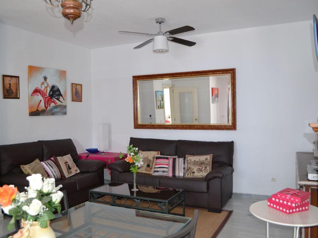 Funcional apartamento de 2 habitaciones en benalmádena