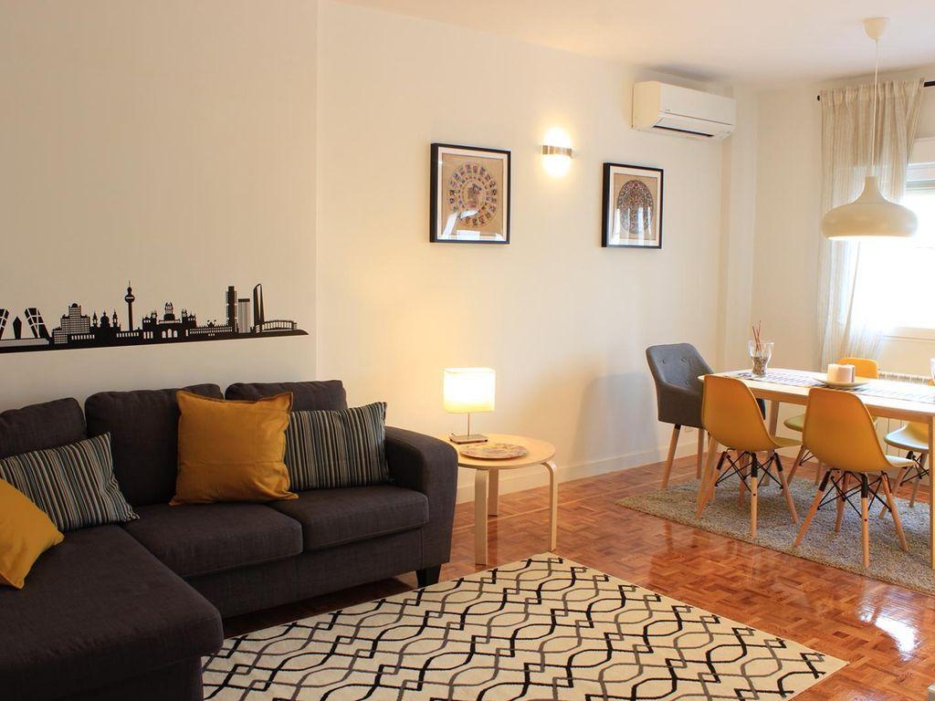 Logement à Madrid à 4 chambres