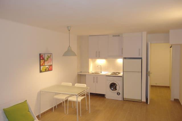 Pet friendly apartment in El arenal