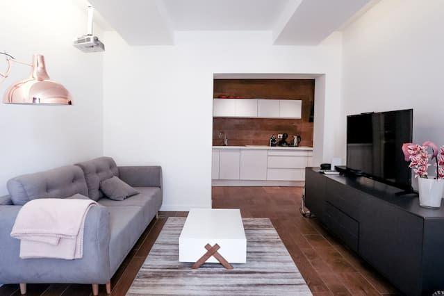 Hébergement à Montpellier pour 4 voyageurs