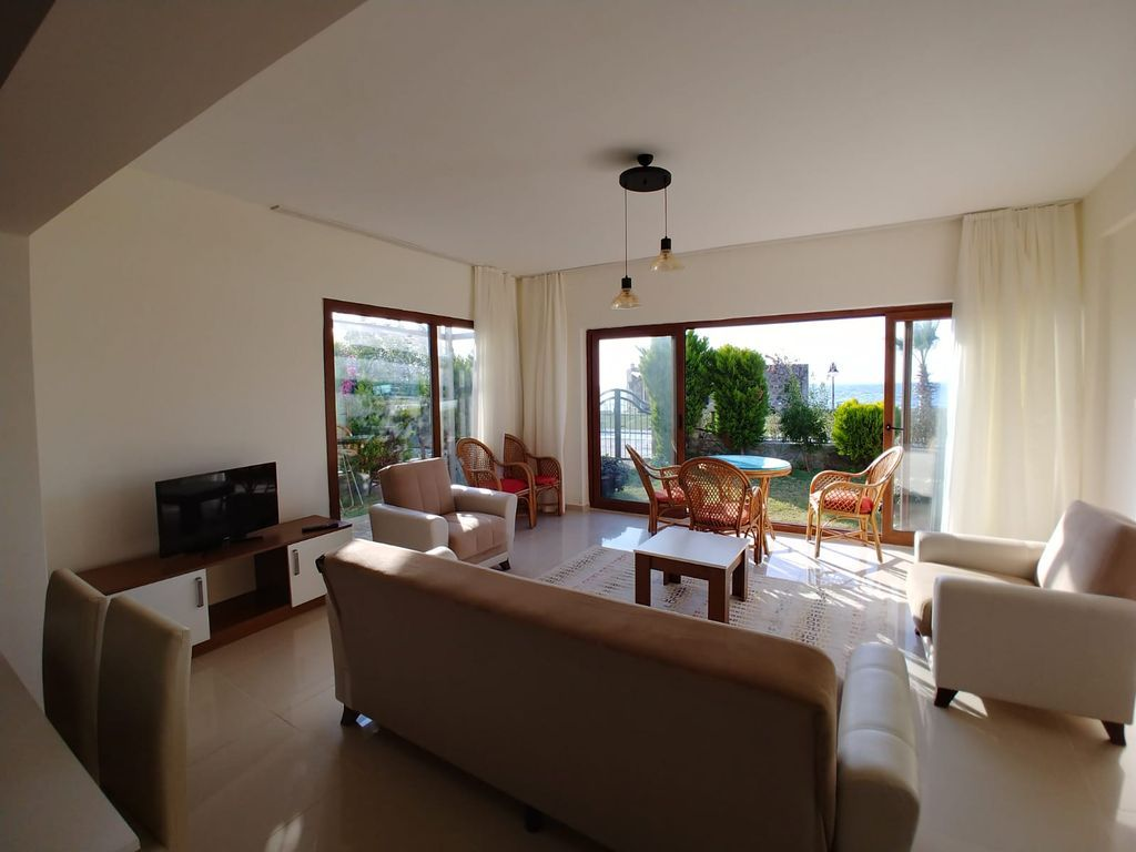 With all the necessities holiday rental with swimming pool
