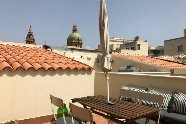 Appartamento di 1 stanza a Palermo