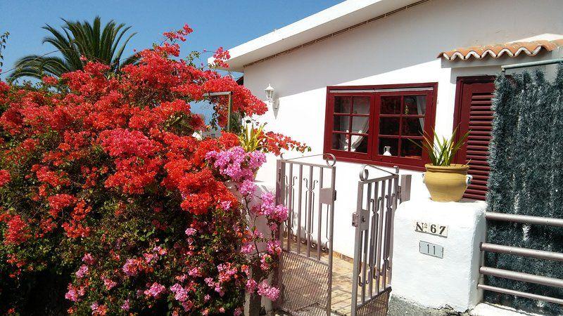 Casa rural con piscina en La Palma