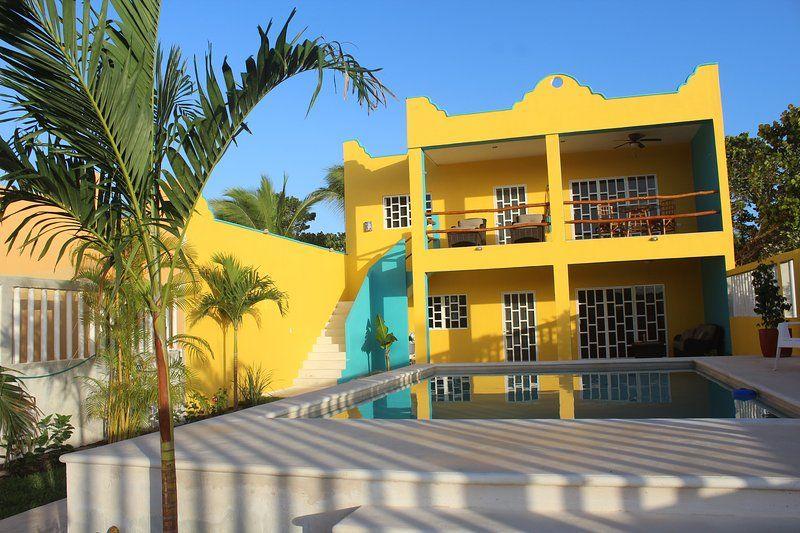 Mucuy First Floor Apartment Near the Beach