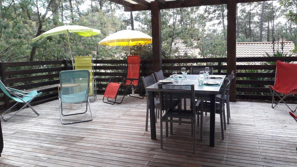 Casa de 45 m² en Lacanau océan