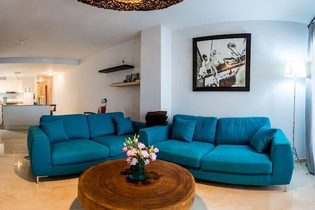 Apartamento hogareño con  Ascensor en Altea