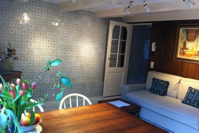 2 Schlafzimmer Wohnung in Amsterdam