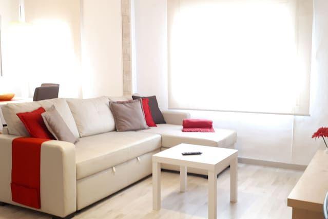 Con vistas piso de 57 m²