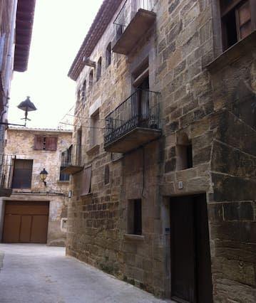 Casa en Cretas para 9 personas