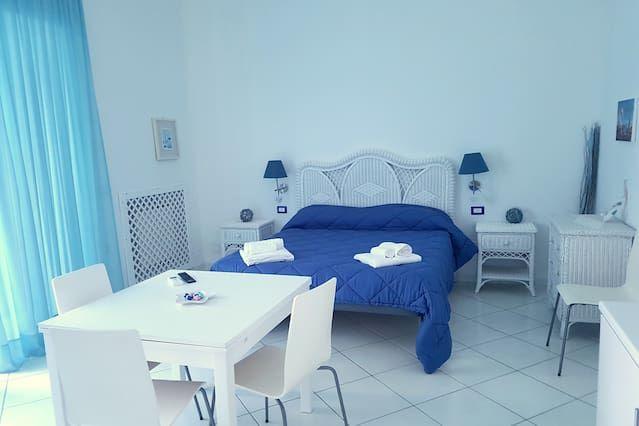 Alojamiento para 3 personas en Ischia