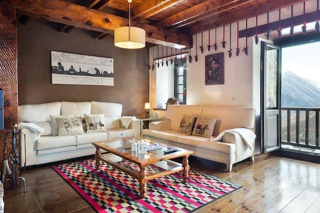 Apartamento en Bagergue para 12 huéspedes