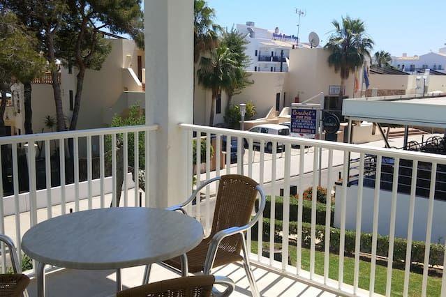 Apartment in Cala Ferrera