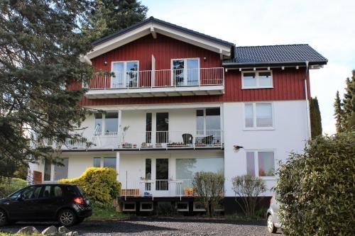 Unterkunft mit 1 Zimmer in Marburg
