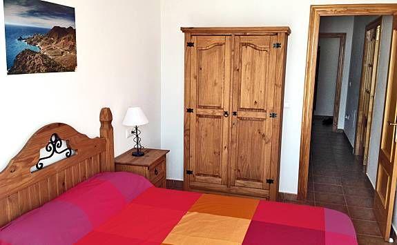 Apartamento céntrico en Carboneras de 2 dormitorios