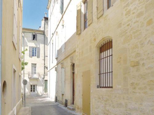 Alojamiento de 19 m² en Beaucaire