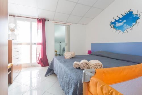 Estupendo piso de 1 habitación