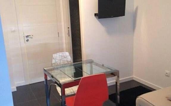 Apartamento ideal en La coruña con Cocina y TV
