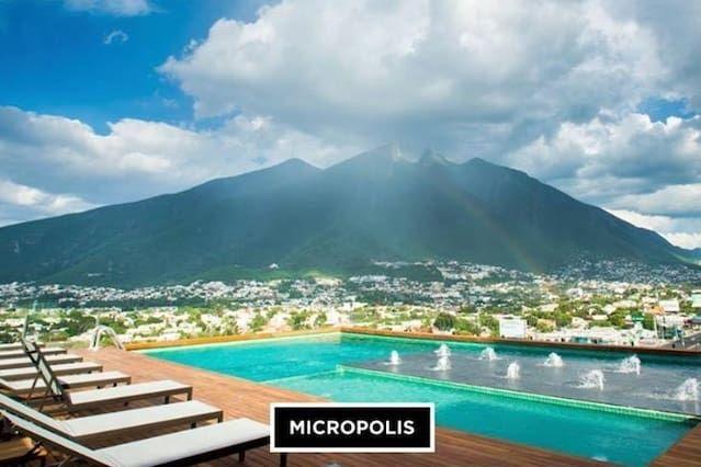 Piso de 160 m² en Monterrey
