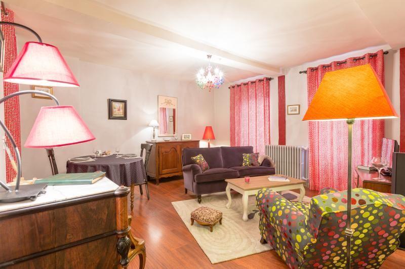 Charmant logement de 1 chambre