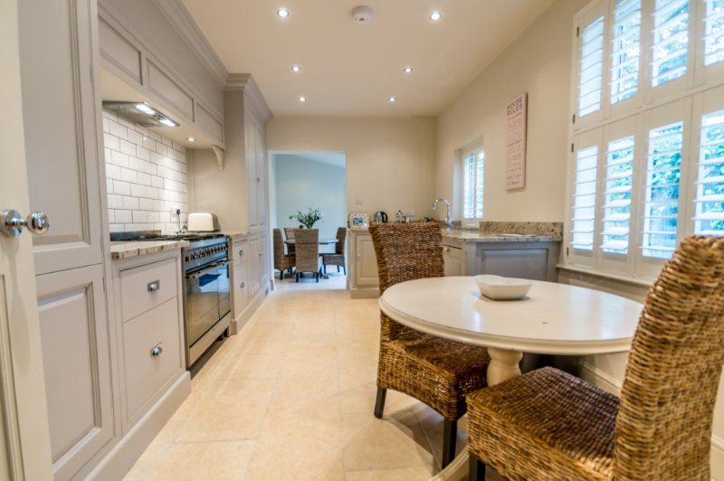 Central holiday apartment in York of 3 rooms