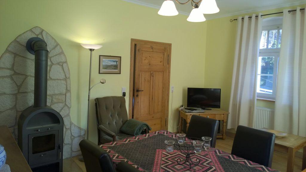 Interessantes Apartment mit 2 Zimmern