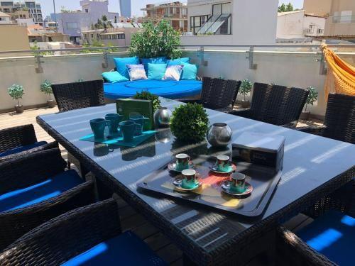 Ferienwohnung mit Wi-Fi in Tel aviv