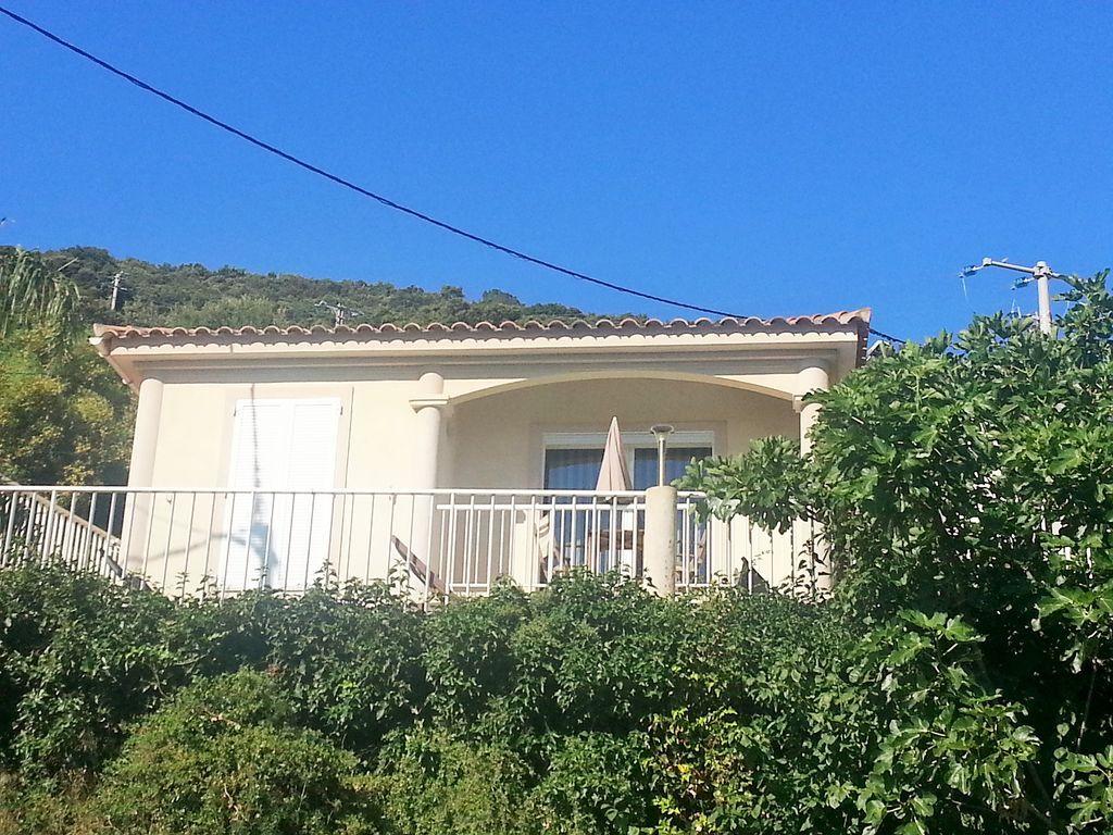 Alojamiento en Belvédère-campomoro para 6 huéspedes