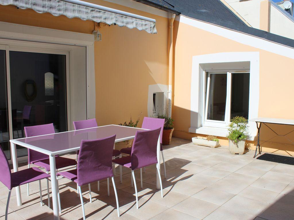 Residencia con jardín en Le guilvinec