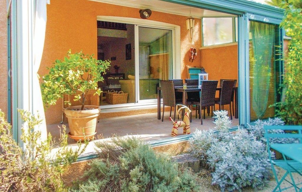 Casa funcional para 4 huéspedes
