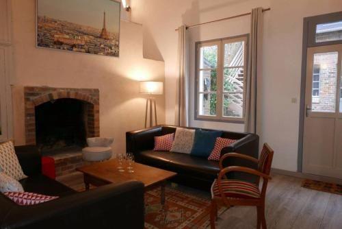 Casa de 1 habitación en Saint-valery-sur-somme