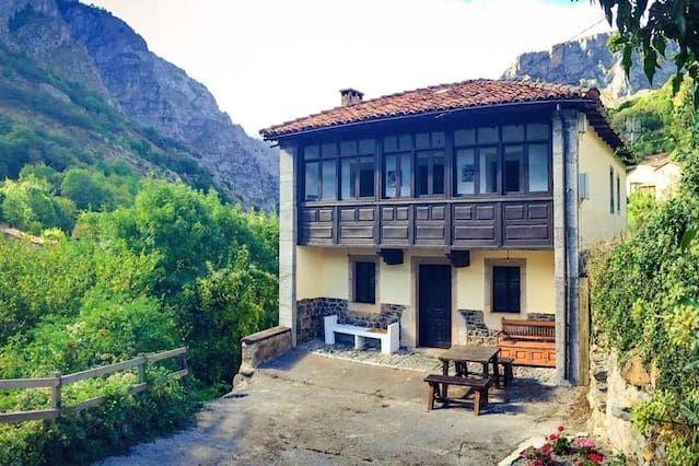 Casa Rural en los Picos de Europa