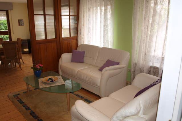 Apartamento de 2 habitaciones en Ediger-eller