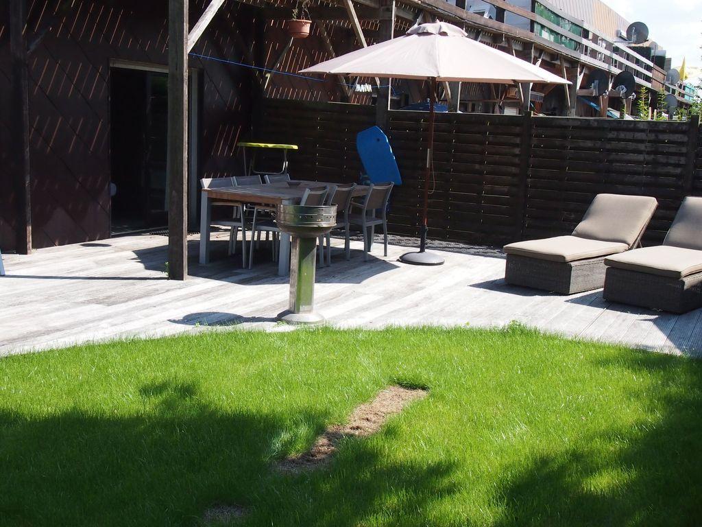 Apartamento con parking incluído en Bredene