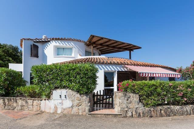 Villa Grecale at 200 mt to the sea