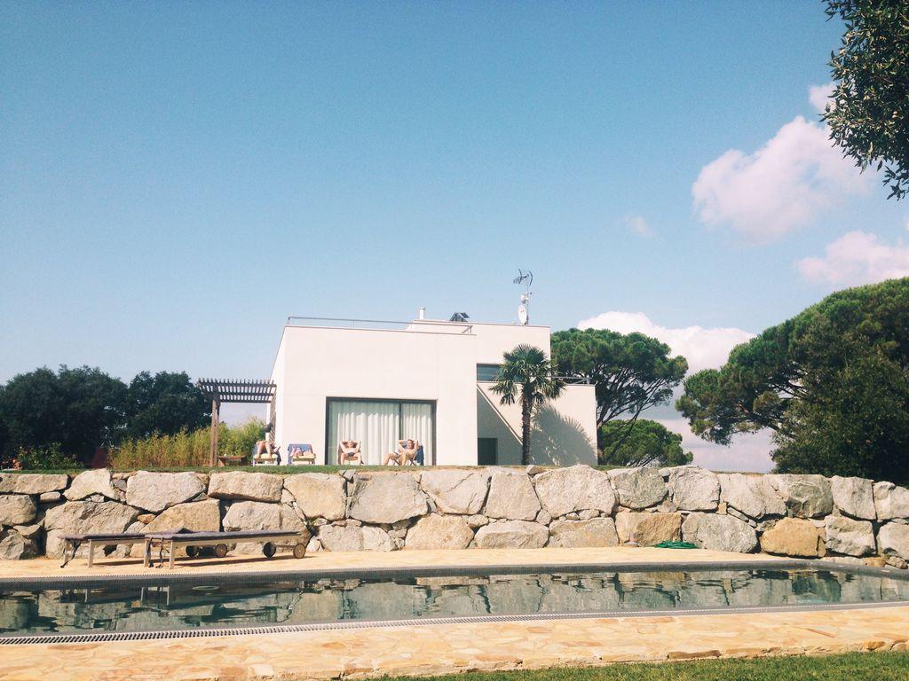 Casa para 10 personas con piscina