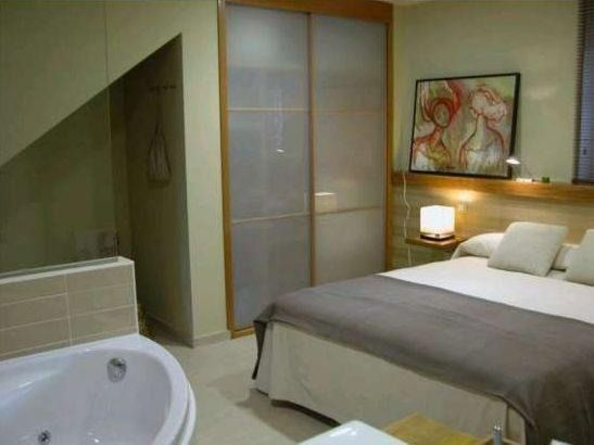 Hébergement à 1 chambre à Arnuero